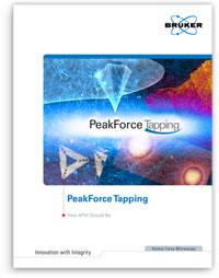 Bruker PeakForce Tapping Brochure