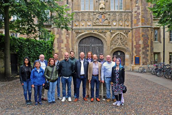 BlueScientific Team