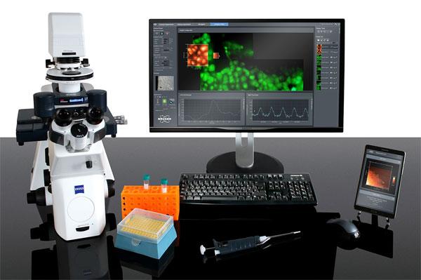 Bruker JPK NanoWizard 4 BioAFM