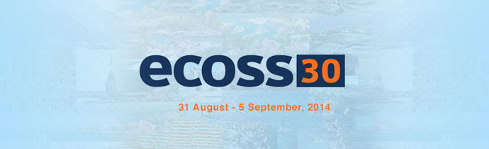 ECOSS Surface Science Conference
