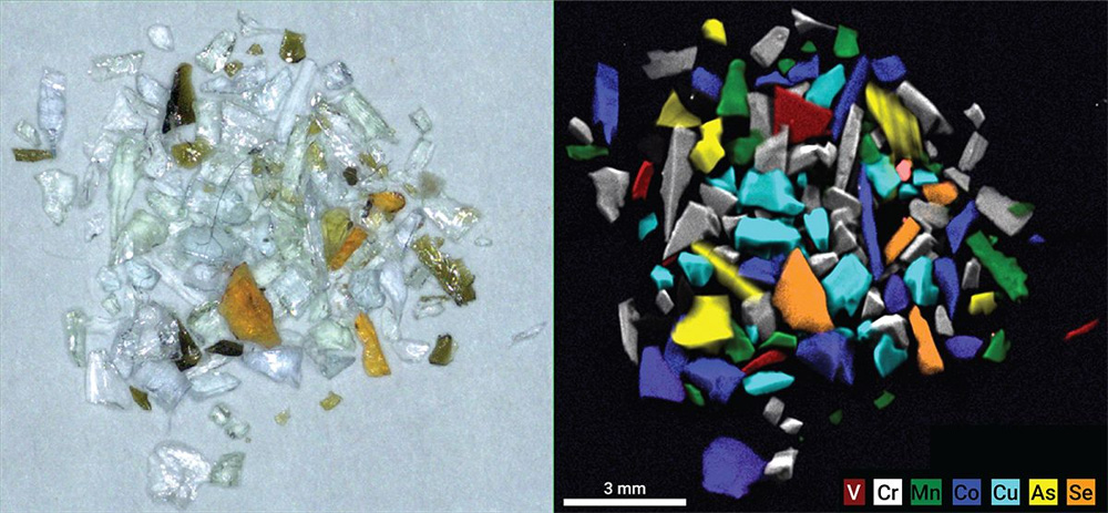 Forensic Glass Fragments