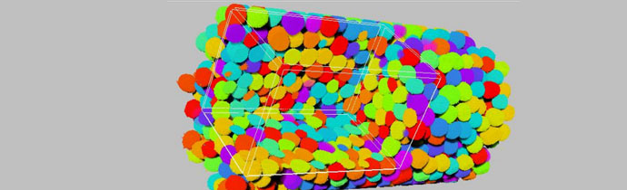 How to measure individual grains with Micro-CT