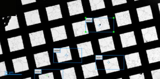 MicroED Grid
