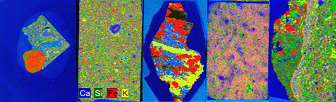 Micro-XRF in Geology