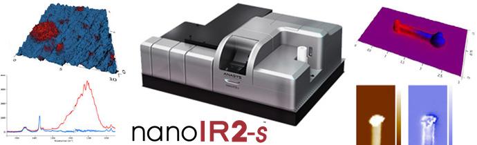 nanoIR2-s nanoscale IR spectroscopy with AFM-IR and s-SNOM
