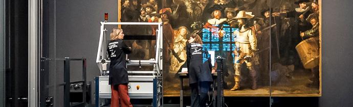 Operation Nightwatch at The Rijksmuseum