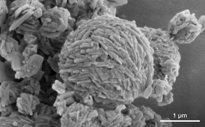 Silver nanostructure