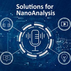 Solutions for Nanoanalysis
