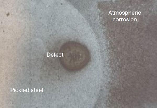Steel Corrosion Failure Analysis
